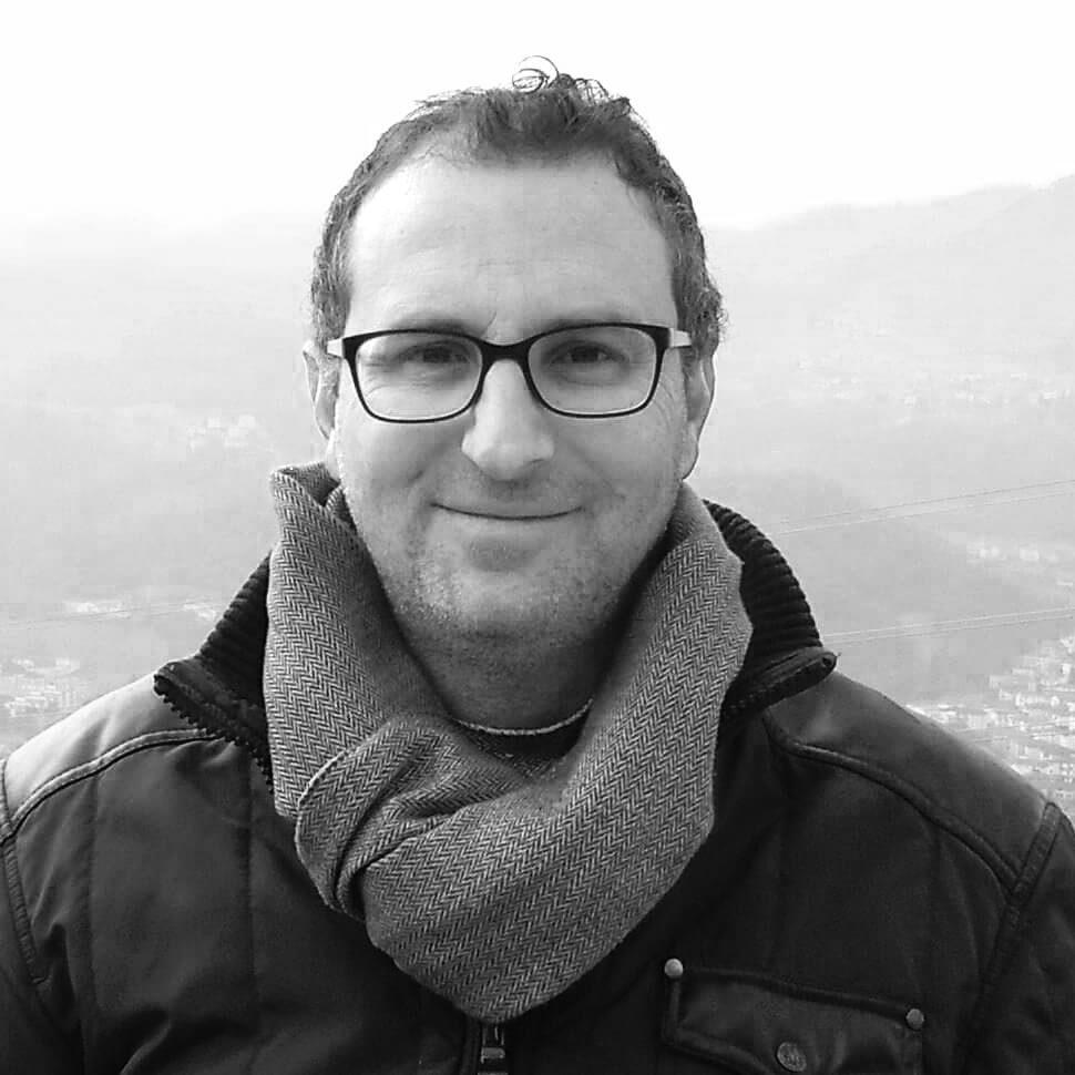 Diego Savio responsabile commerciale e socio fondatore di WoodControl