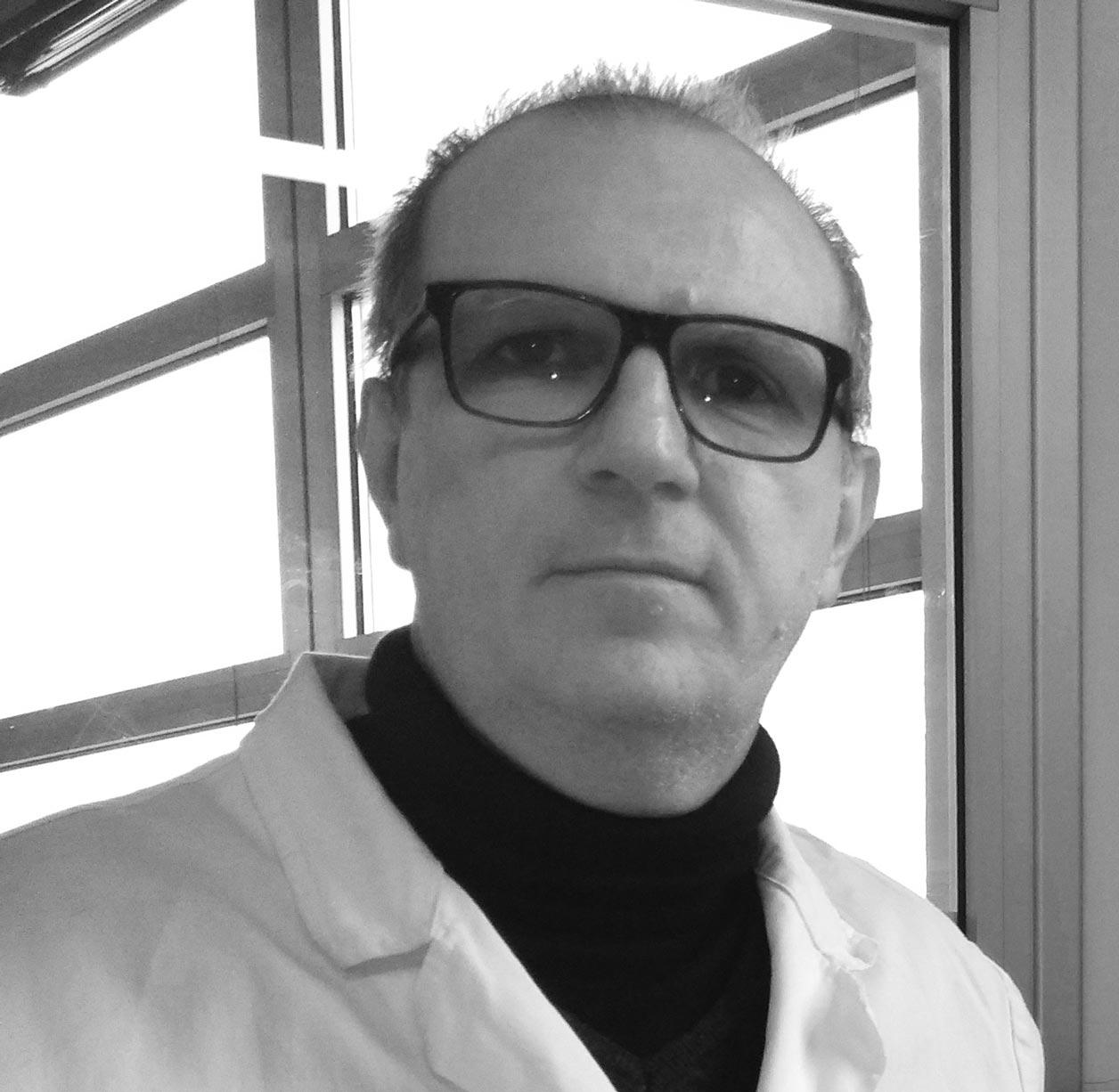 Paolo Marchetto responsabile tecnico e socio fondatore di WoodControl